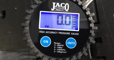 JACO FlowPro Digital Tire Inflator Gauge Review