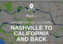 Nashville to California and Back. A Father and Son Cross Country Motorcycle Adventure.